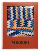 Missoni High Contrast Hat & Scarf Set