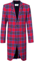 Strateas Carlucci - checked surgical blazer - men - Cotton/Polyamide/Spandex/Elastane - S