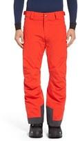 Helly Hansen Men's 'Legendary' Waterproof Primaloft Insulated Snow Pants