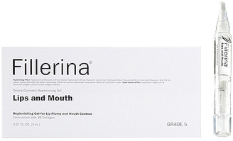Fillerina Lips and Mouth Grade 4
