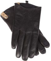 Mackage Alisee Leather Gloves For Women In Black