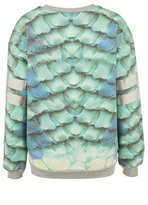 Topshop Scale Sweat By Escapology