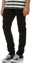 Lee Mens Slim Narrow Fit Mid Rise Chino Pants Black Custom