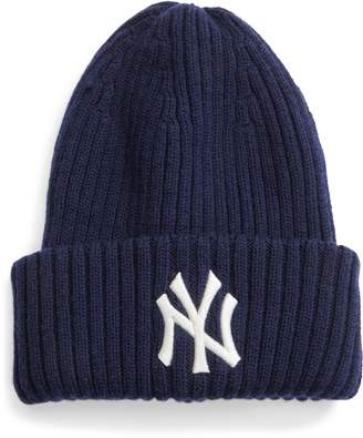New York Yankees New Era Cap BEAMS x New Era Knit Beanie
