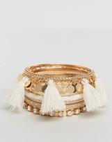 Aldo Multipack Tassel Bracelets