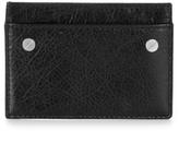 Balenciaga Arena Leather Cardholder