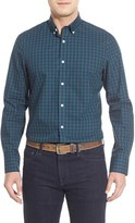 Nordstrom Men's Big & Tall Classic Fit Smartcare(TM) Gingham Sport Shirt