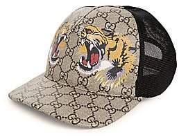 Gucci Men's Tiger Baseball Cap