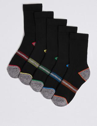 Marks and Spencer 5pk of Sports Socks