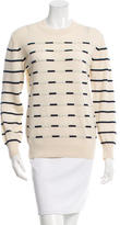 Timo Weiland Striped Wool Sweater