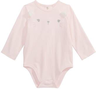 First Impressions Baby Girls Cat Bodysuit