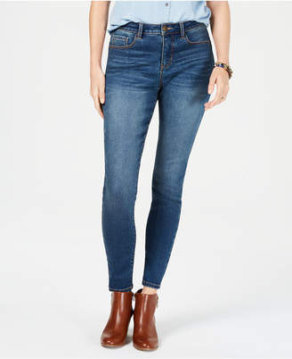Style&Co. Style & Co Petite Power Sculpt Curvy Skinny Jeans
