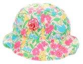 Kenzo Girls' Floral Print Bucket Hat