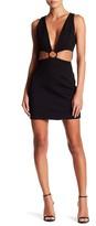NBD Sonora Sleeveless Cutout Mini Dress