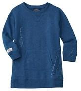 Ralph Lauren Polo Girls' Paint Splatter Sweaterdress.