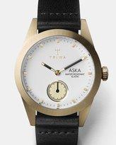 Triwa Ivory Aska Black Classic Super Slim