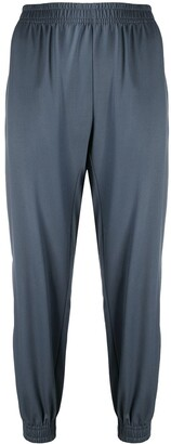 Styland Elasticated-Waist Slim Trousers
