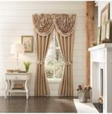 """Croscill Camille 82"""" x 84"""" Pole Top Pair of Window Panels"""