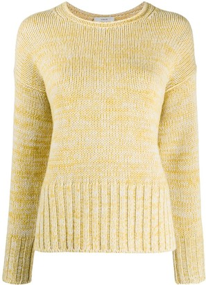 Vince Textured Knitted Jumper