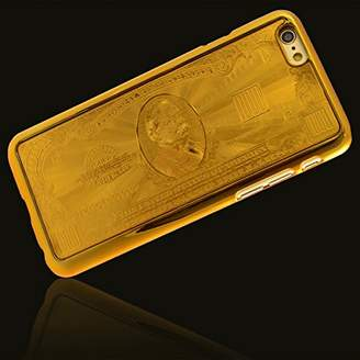 $1k Gold Bank Note iPhone Case