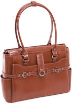 McKlein McKleinUSA Willow Springs 15.6 Leather Laptop Briefcase
