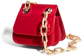"""House of Want """"H.O.W."""" We Are Original Shoulder Bag In Red"""