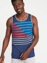 Old Navy Go-Dry Cool Graphic Performance Tank for Men