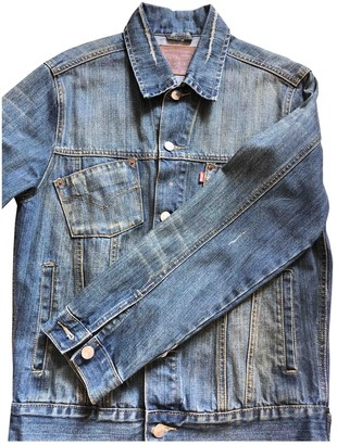 Levi's Blue Denim - Jeans Jackets