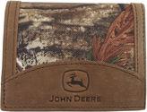 John Deere Camo Trifold Wallet