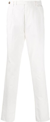 Brunello Cucinelli Colour Block Chinos