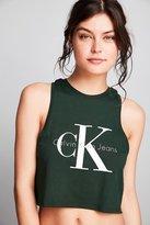 Calvin Klein Cropped Tank Top