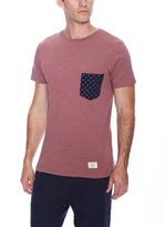Lifetime Collective Contrast Pocket T-Shirt