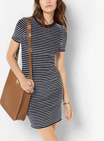 Michael Kors Striped T-Shirt Dress
