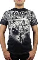Affliction Ghost Army Short Sleeve T-Shirt XL