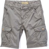 Lucky Brand Charcoal Pham Cargo Shorts - Boys