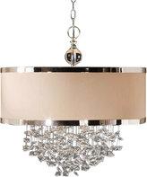 Uttermost Fascination 3-Light Hanging Shade Pendant