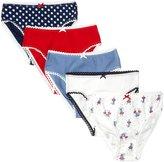 Petit Bateau 5 Pack Underwear (Toddler/Kid) - Multicolor - 3 Years