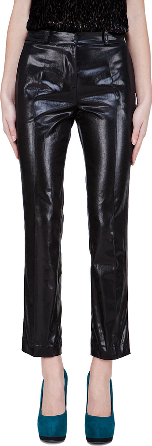Vanessa Bruno black Moustique trousers