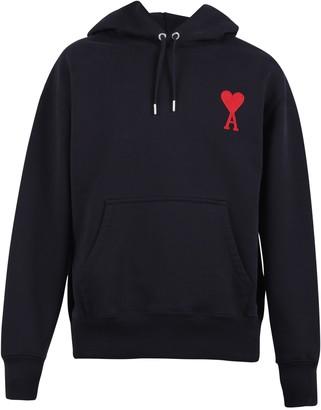 Ami Alexandre Mattiussi Branded Sweatshirt