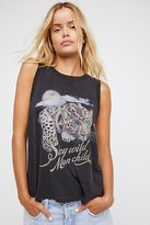 Spell & The Gypsy Collective Stay Wild Moon Child Tank by at Free People