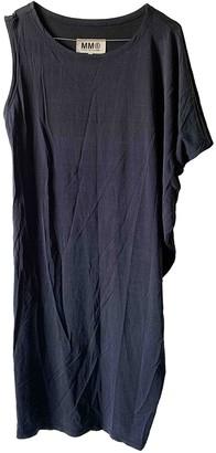 Maison Margiela Blue Synthetic Dresses