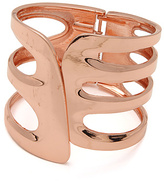8 Other Reasons The Reductive Cuff in 14K Rose Gold Plated