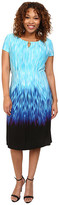 Tahari by Arthur S. Levine Plus Size Bob Dress