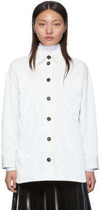 Fendi White Forever Lining Jacket
