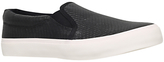 Miss KG Leon2 Low Top Slip On Trainers, Black