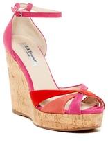 LK Bennett Linette Wedge Sandal