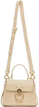 Chloé Beige Mini Tess Day Bag