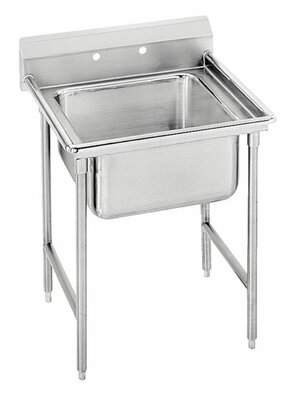 """Advance Tabco 900 Series 29"""" x 35"""" Free Standing Service Sink Advance Tabco"""