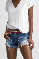 American Eagle Outfitters AE Rainbow Stretch Belt