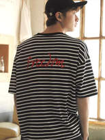 Chubasco M T shirt OF Stripe Black M17109[unisex]